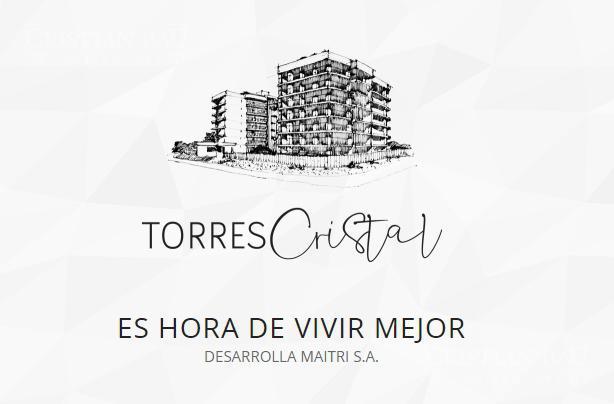 Logo Torres Cristal - Nordelta